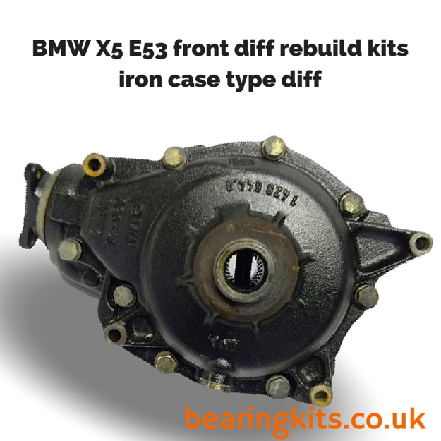 bmw diff repair parts bmw x5 front and rear diff repair. Black Bedroom Furniture Sets. Home Design Ideas