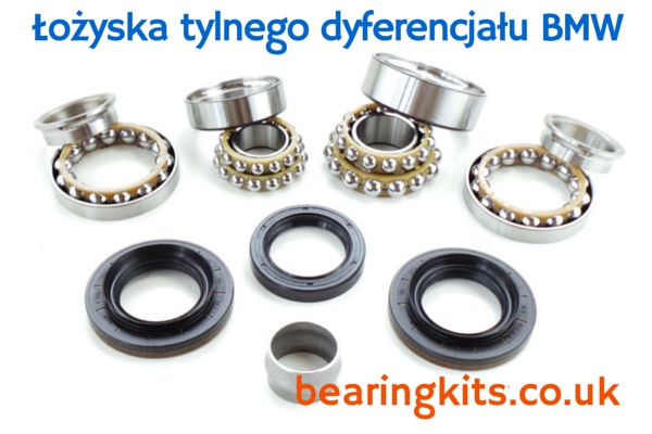 bmw diff bearing poland