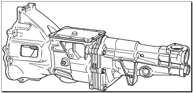ford type 9 boite de vitesse