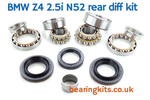 Bmw Diff Repair Parts Bmw Z4 E85 E86 Rear Differential