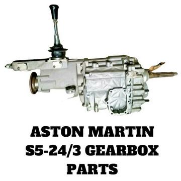 ASTON MARTIN S5-24/3 GEARBOX