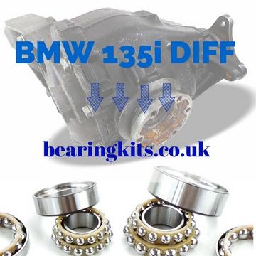 BMW DIFF REPAIR PARTS - BMW 1 Series E81 E82 E87 E88 F20 F21