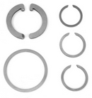 Type 9 Ford gearbox circlip snap ring & thrust washer set