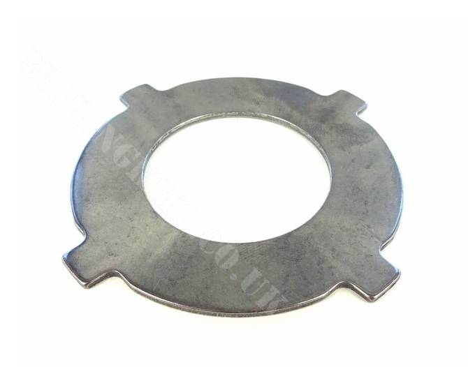 BMW 168 SMALL CASE ZF LIMITED SLIP DIFF DIFFERENTIAL OUTER DISC PLATE