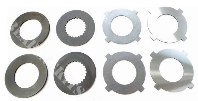 Caterham Seven Ford Sierra ZF limited slip differential plate repair kit