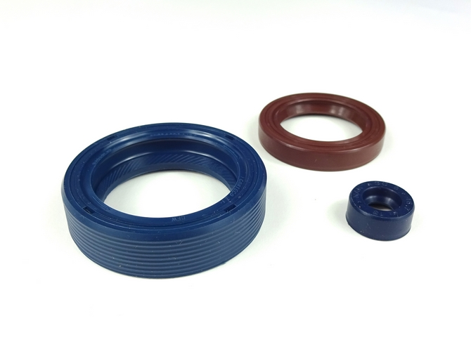 High temperature Ford Sierra Type 9 gearbox seal kit for higher revving engines