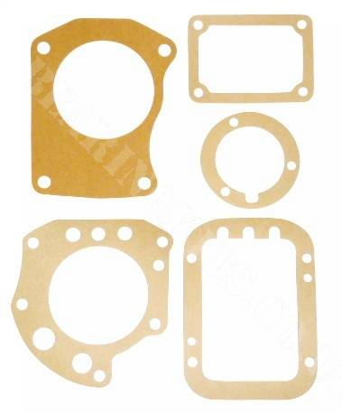 FORD 2000e 3 RAIL GEARBOX GASKET SET