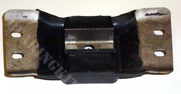 Heavy duty gearbox mounting for Ford RS2000 Type E gearbox