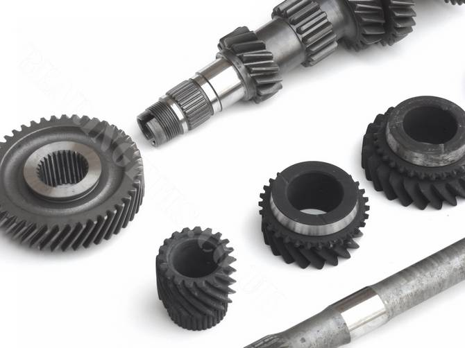 Standard Ford Type 9 gearbox transmission short input shaft gear set
