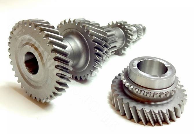 Ford Sierra Type 9 gearbox 2 98 ratio 1st gear conversion kit new style