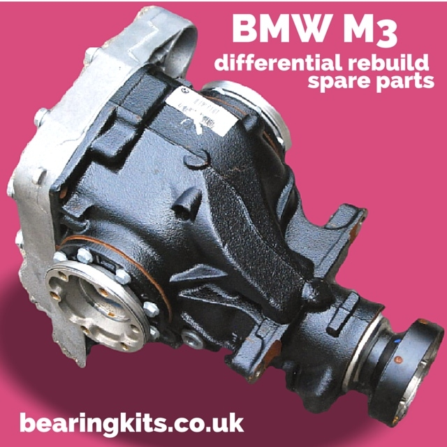 Bmw Diff Repair Parts Bmw M3 E36 E46 E90 E92 E93 Differential Repair Parts Bmw M3 E90 E92
