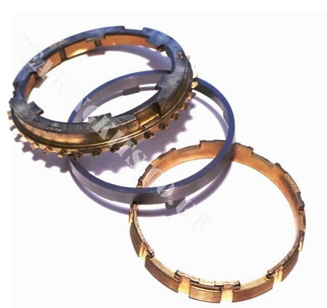 Ford iB5 transmission 3 part 2nd gear synchro ring set