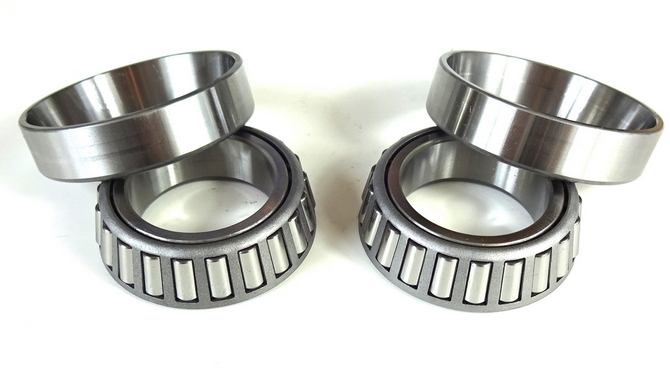 All Steel Ford Fiesta XR2 BC 4 speed gearbox differential bearings