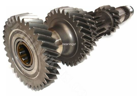 UPRATED FORD TRANSIT 5 SPEED TYPE 9 GEARBOX LAYGEAR 6197471