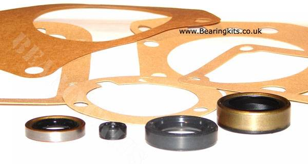 2000E 3 RAIL GEARBOX GASKET AND OIL SEAL KIT