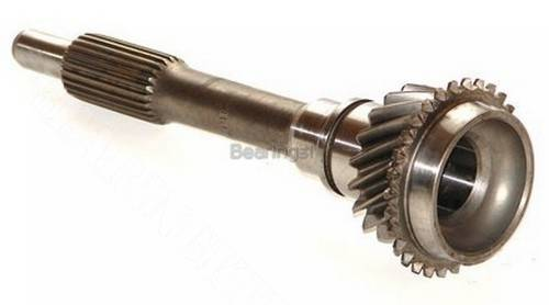 FORD TYPE 9 GEARBOX K SERIES INPUT SHAFT 18 TEETH MEDIUM LENGTH 245mm