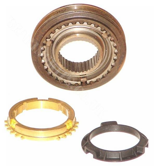 Type 9 gearbox 5th gear synchro hub kit
