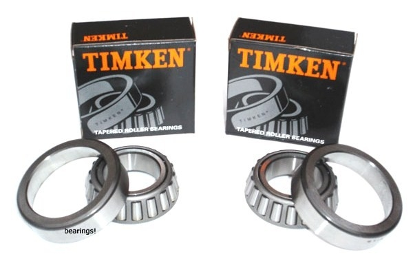 PAIR OF LOTUS CORTINA 7 ENGLISH DIFF TIMKEN PINION BEARINGS