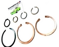 Type 9 Ford Sierra gearbox circlip snap ring circlip set of seven pieces