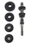 Short set of Ford IB5 gearbox gear set with Fiesta ST150 close ratios