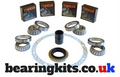 Ford English Timken diff service and rebuild kit