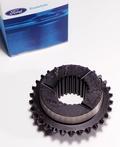 Ford Type 9 gearbox 5th gear synchro dog teeth gear 6154043