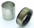 FORD CORTINA  1.3 & 1.6 TYPE 3 GEARBOX TAIL HOUSING BUSH & OIL SEAL SET