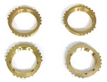 FORD CORTINA 2000e GEARBOX SYNCHRO RING SET LATE TYPE 1970 onwards