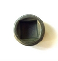 Original steel oil filler plug for Ford Type 3 4 speed transmission