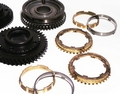 Ford IB5 gearbox gear set with Fiesta ST150 close ratios