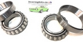 Ford Sierra rear differential bearings for limited slip diff fitting