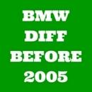 Classic BMW Differential rebuild kits pre 2005