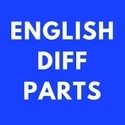 FORD ENGLISH DIFF PARTS