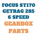 FORD FOCUS MK1 ST170 6 SPEED MANUAL GETRAG 285 GEARBOX PARTS