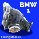 BMW 1 Series E81 E82 E87 E88 F20 F21 Differential rebuild parts