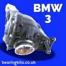 BMW 3 Series E90 E91 E92 E93 F30 F31 F34 F35 Differential repair parts
