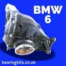 BMW 6 Series differential rebuild spare parts