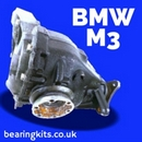 BMW M3 E36 E46 E90 E92 E93 Differential repair parts